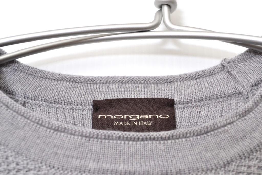 メリノウール ワッフル ニット セーターの買取実績画像