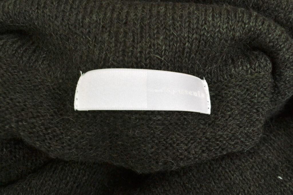 アルパカ混紡 タートルネックニット セーターの買取実績画像