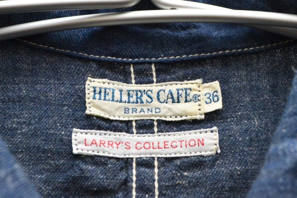 LARRY'S COLLECTION/ライトウェイトデニム チェンジボタン カバーオールジャケットの買取実績画像