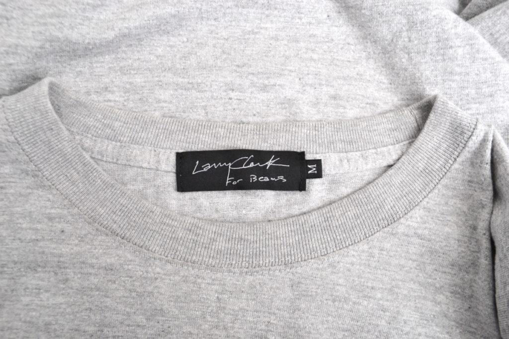 LARRY CLARK FOR BEAMS/別注 フォトプリント 袖リブ カットソーの買取実績画像