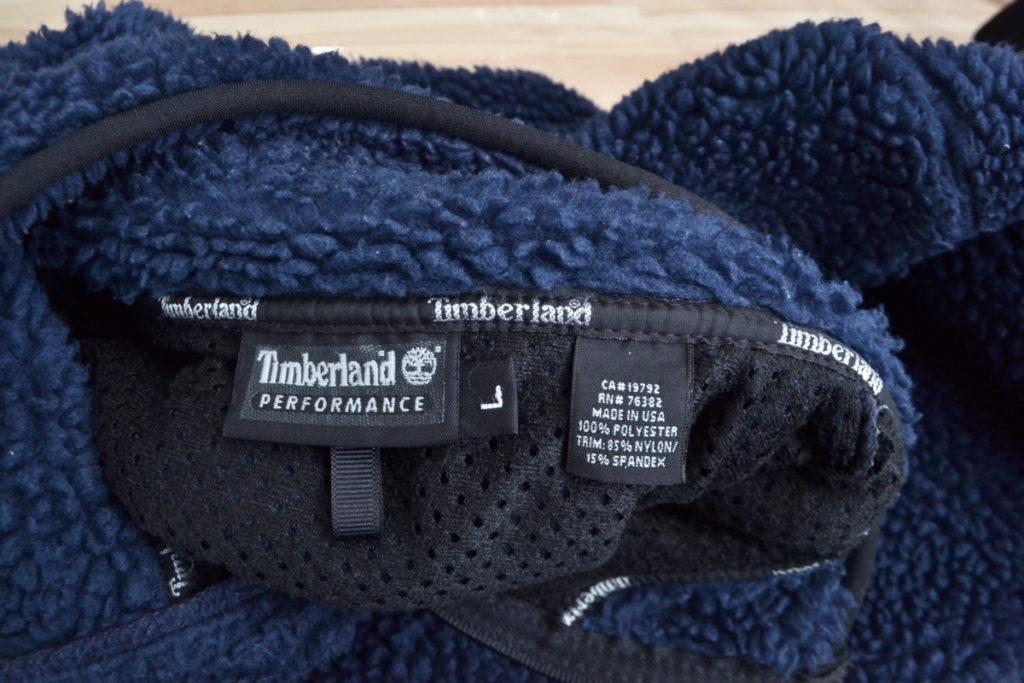 MADE IN USA 1990s フリース ジップアップジャケットの買取実績画像