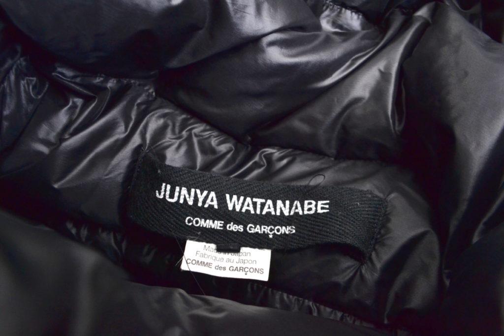 AD2009 09AW/ハイネック ショート ダウン ジャケットの買取実績画像