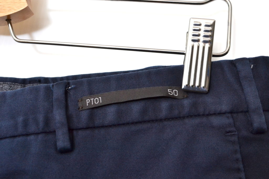 STRETCH SUPER SLIM FIT コットンストレッチ トラベラー パンツの買取実績画像