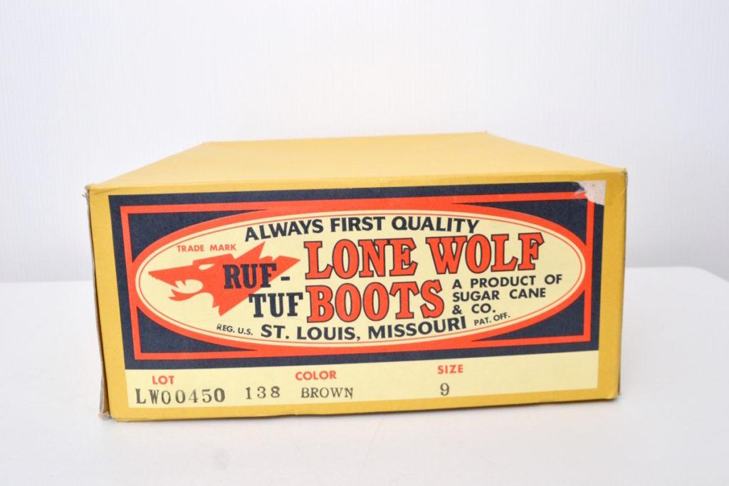 MECHANIC LONE WOLF BOOTS メカニック ロンウルフ ブーツの買取実績画像