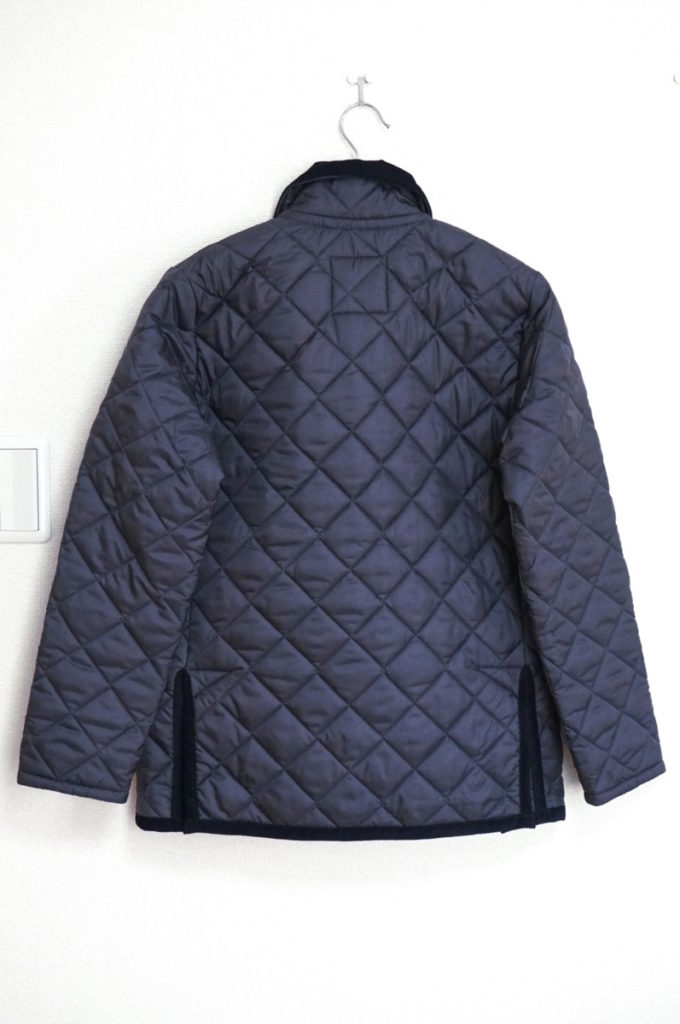 2017/ DENHAM デンハム キルティングジャケットの買取実績画像