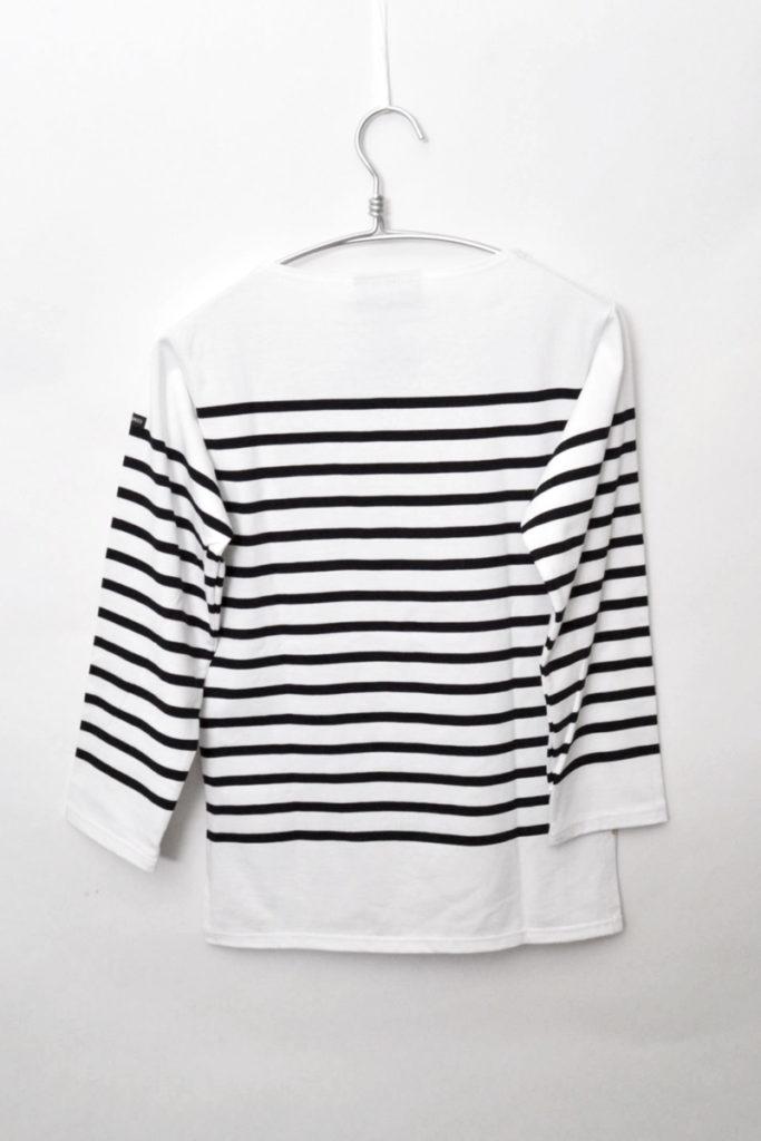 NAVAL ナヴァル パネルボーダー バスクシャツの買取実績画像