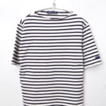 OUESSANT S/S ウエッソン半袖 バスクシャツ