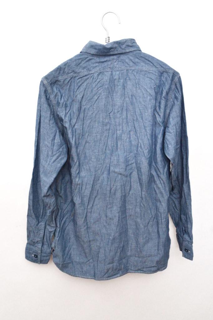 CHAMBRAY SHIRTS BLUE シャンブレーシャツの買取実績画像