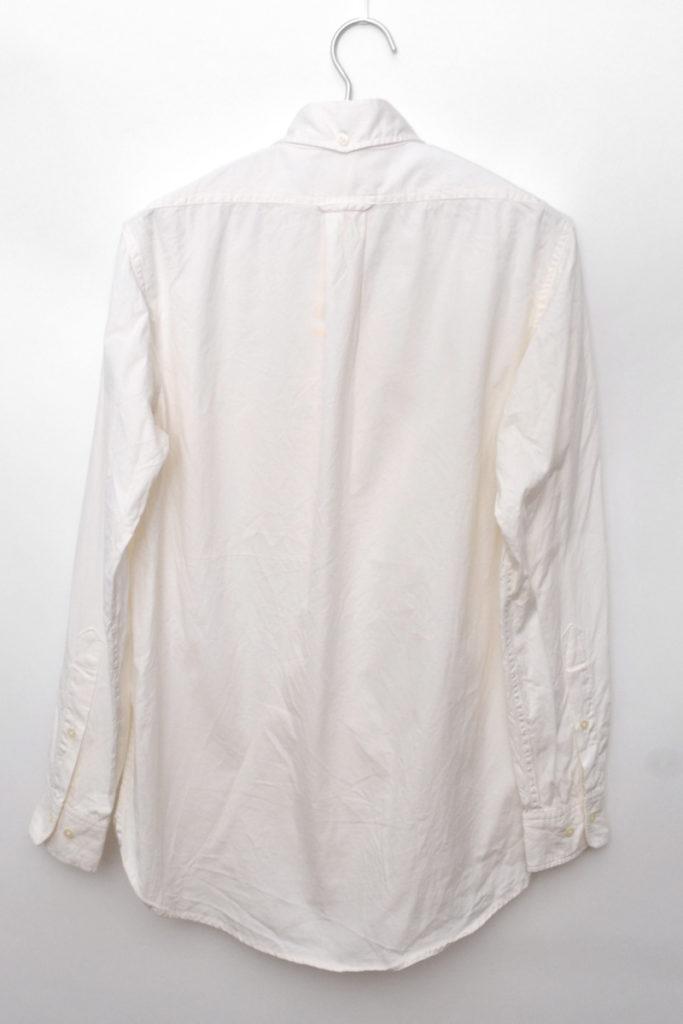 2015ss/B.D 動物刺繍 オックスフォードBDシャツの買取実績画像