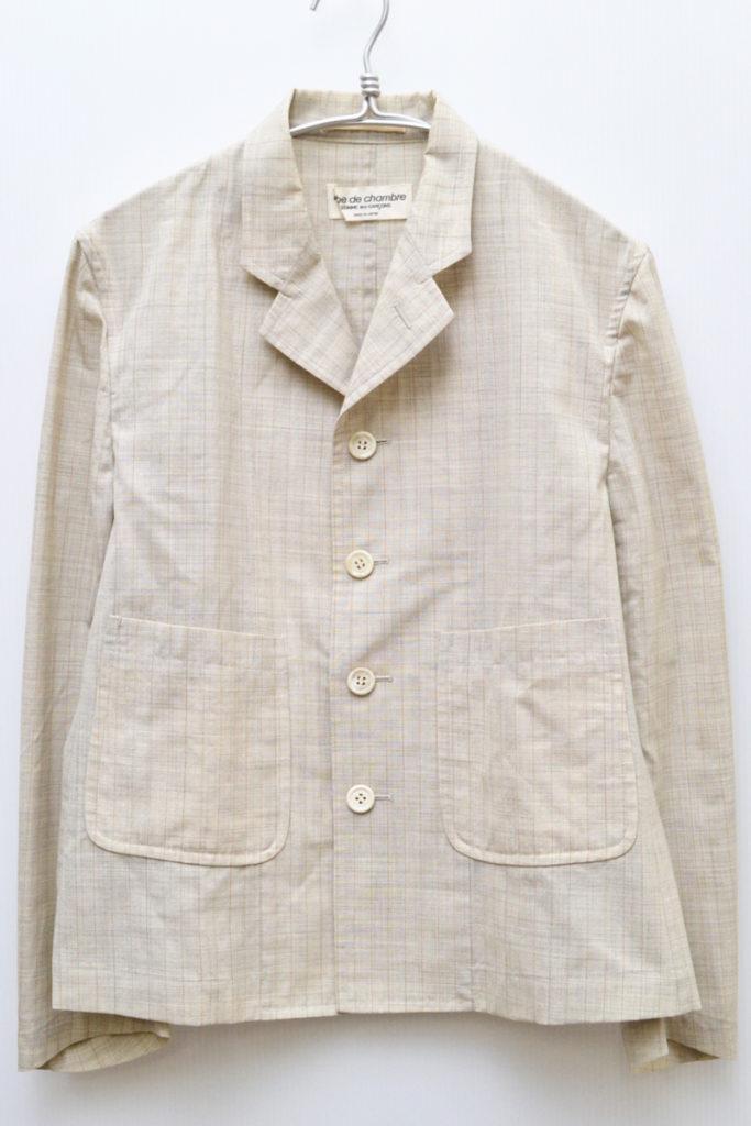 AD1997/ウールギャバ ショートジャケット
