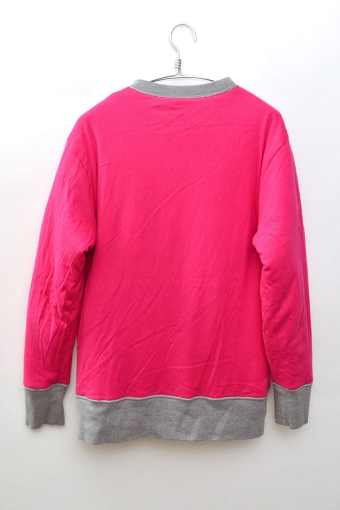 受注会限定 リバーシブル ダウン スウェットシャツの買取実績画像