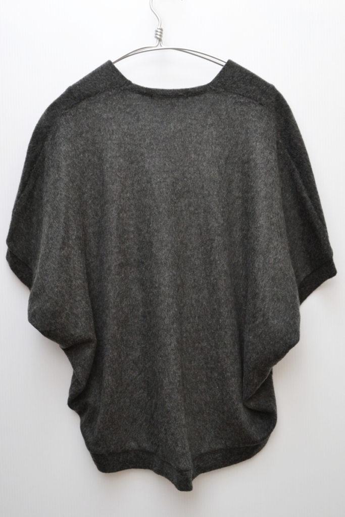 shaggy V neck vest シャギーニット vネック プルオーバーの買取実績画像