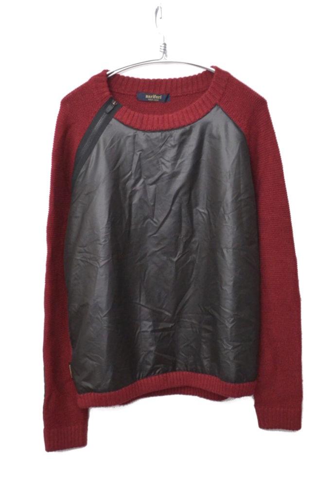 ミニリップガーターニット セーター