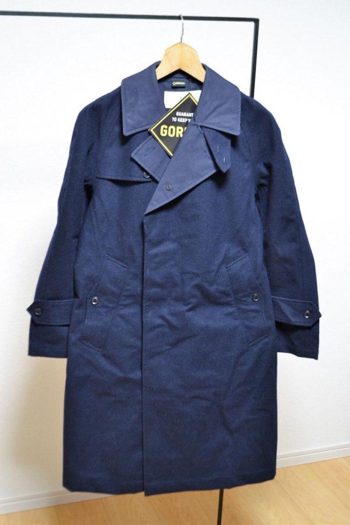 2016AW/ GORE-TEX Trench Coat ゴアテックス トレンチコート