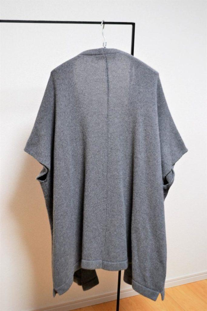 カシミヤ アンゴラ混紡 ニット コート カーディガンの買取実績画像