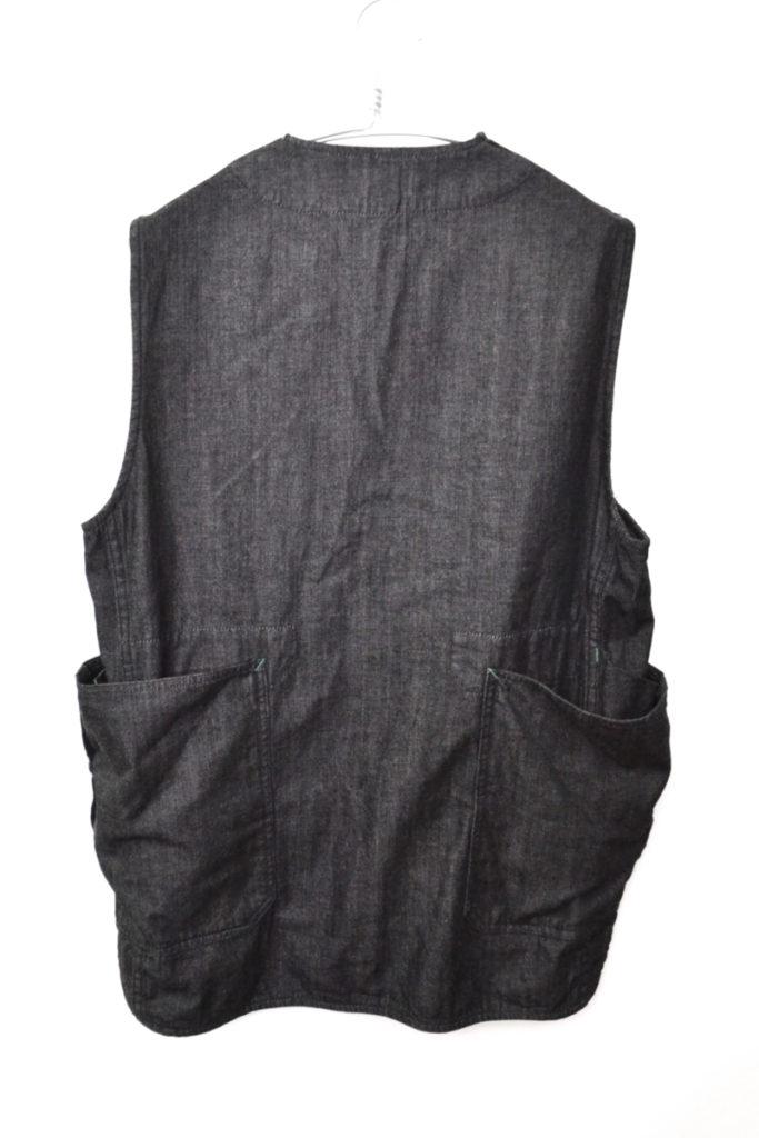 Fall Leaf Gardener Vest 8oz Denim フォールリーフガーデナベスト デニムの買取実績画像