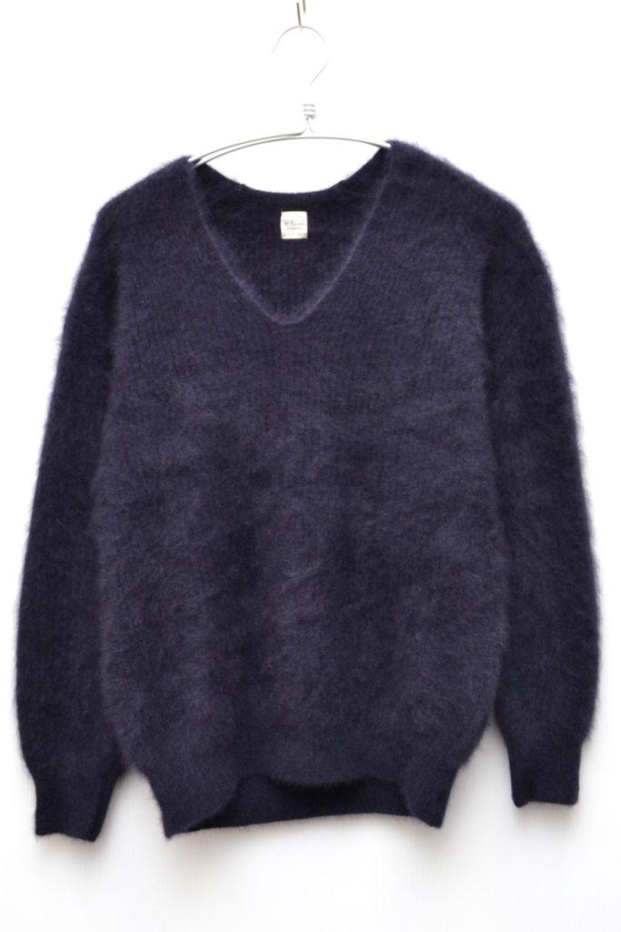 モヘヤライク ウールニット セーター