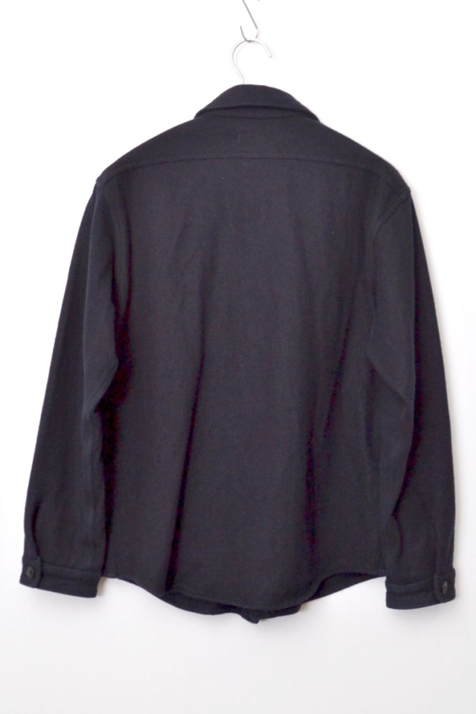 LIKE WEAR/C.P.O SHIRT ウールメルトン CPOシャツジャケットの買取実績画像