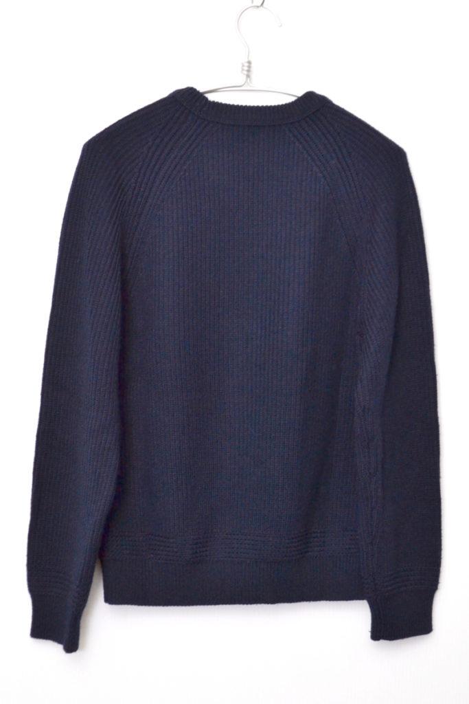畔編みニット クルーネックセーターの買取実績画像