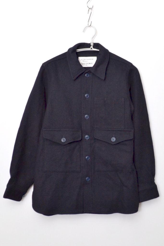 2015AW/ CPO Shirt CPOシャツジャケット
