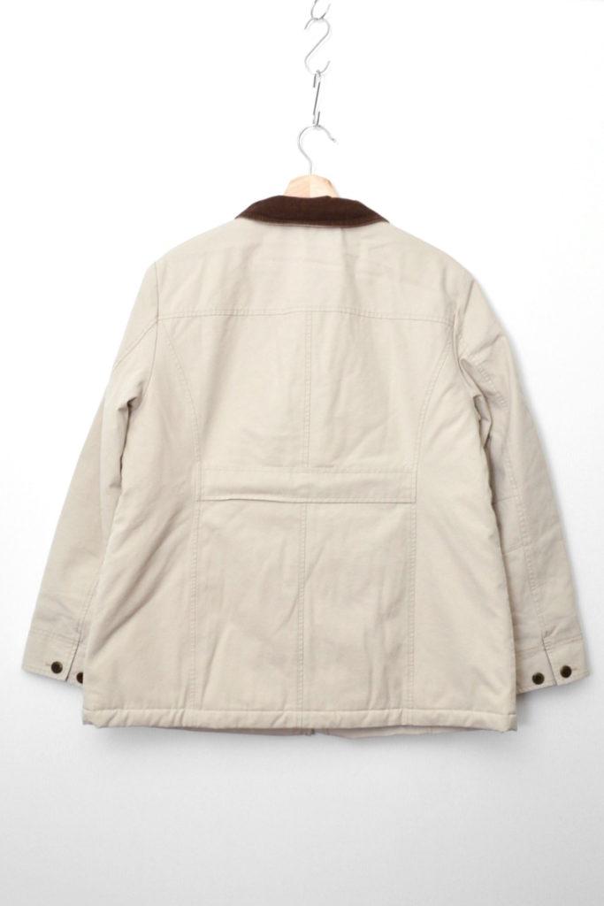 Thinsulate 裏キルティング ジャケットの買取実績画像