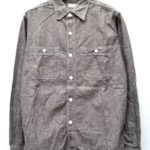 DUCK DIGGER/WAREHOUSE/Chambray work shirt シャンブレー ワークシャツ