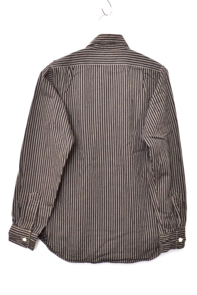 ストライプ ワークシャツの買取実績画像