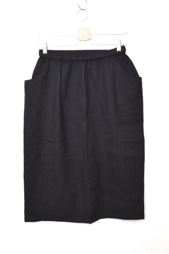 wool skirt ウール スカート