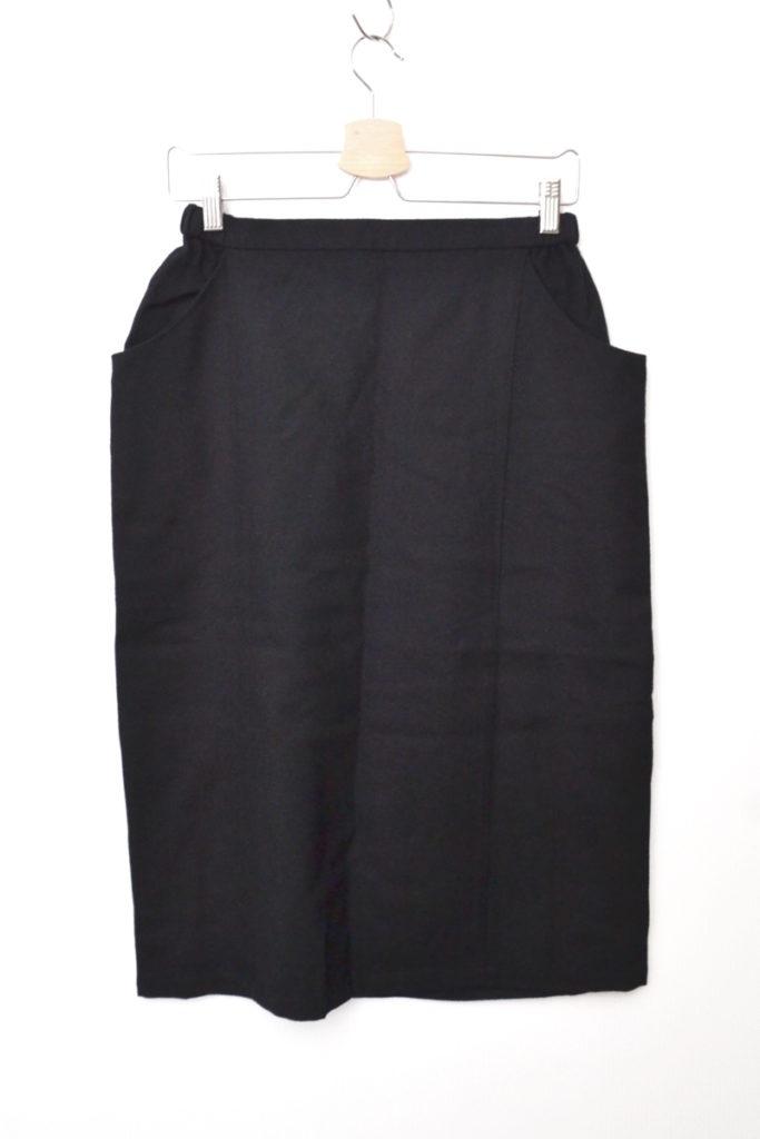 wool skirt ウール スカートの買取実績画像