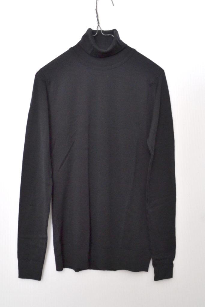 タートルネック ウール ハイゲージ ニット セーターの買取実績画像