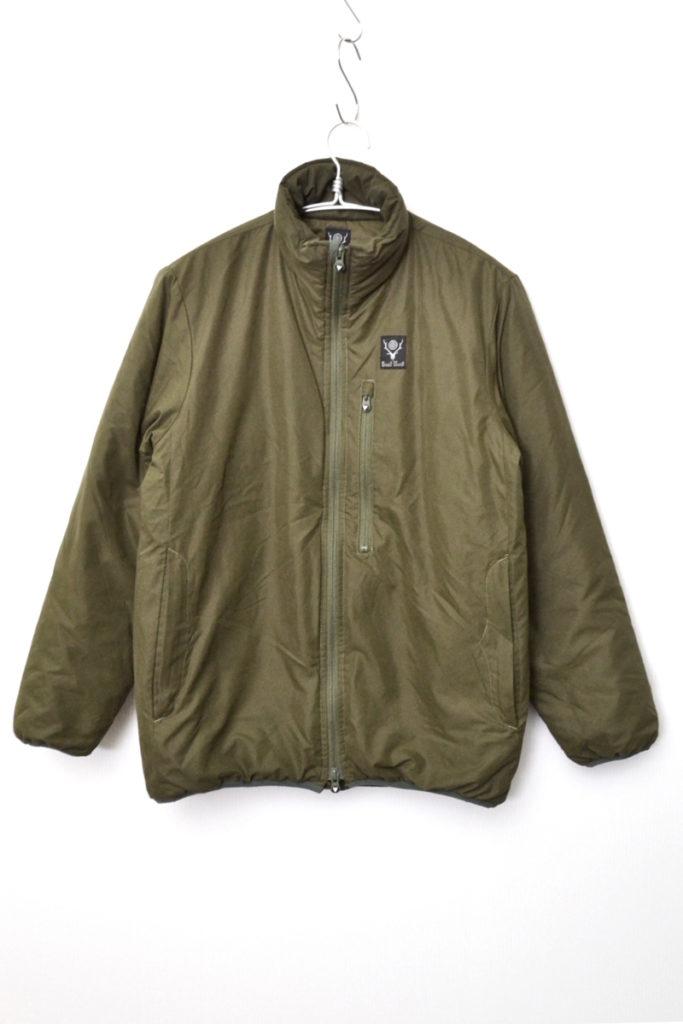 Insulator Jacket – Peach Skin 中綿ジャケット