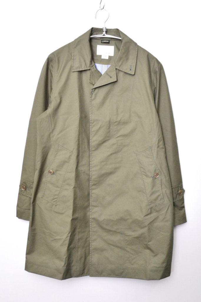 GORE-TEX Soutien Collar Coat ナイロン ステンカラー コート