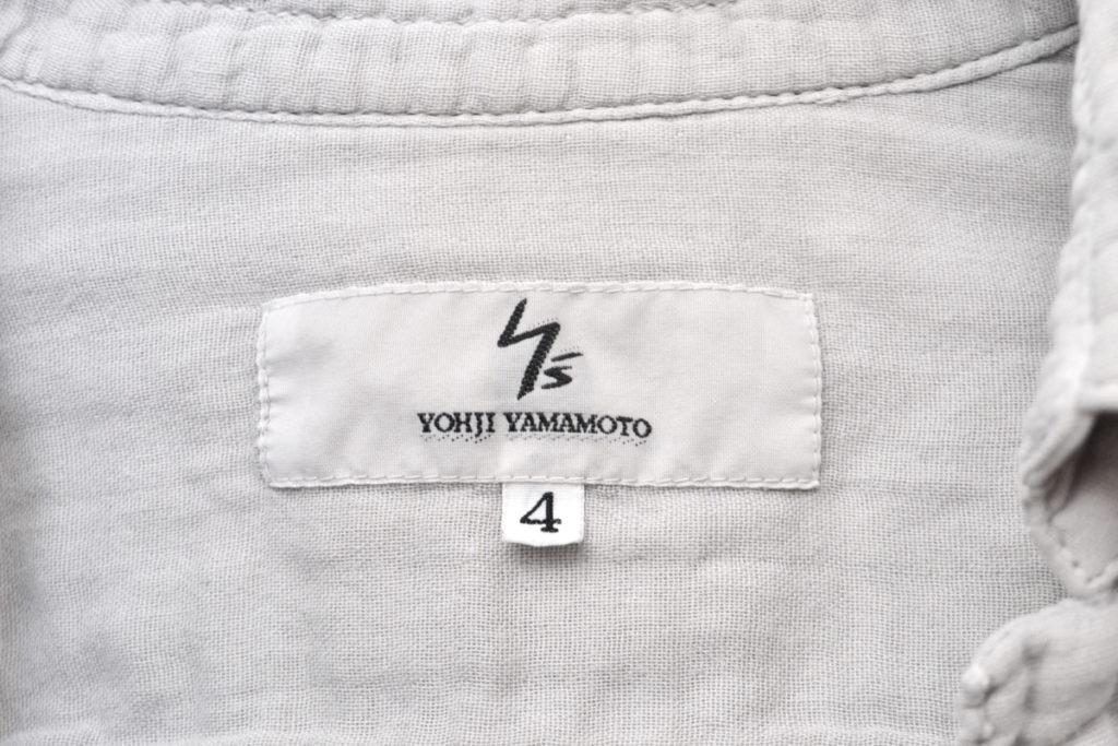 初期 1993AW/コットンガーゼ 製品染め シャツの買取実績画像
