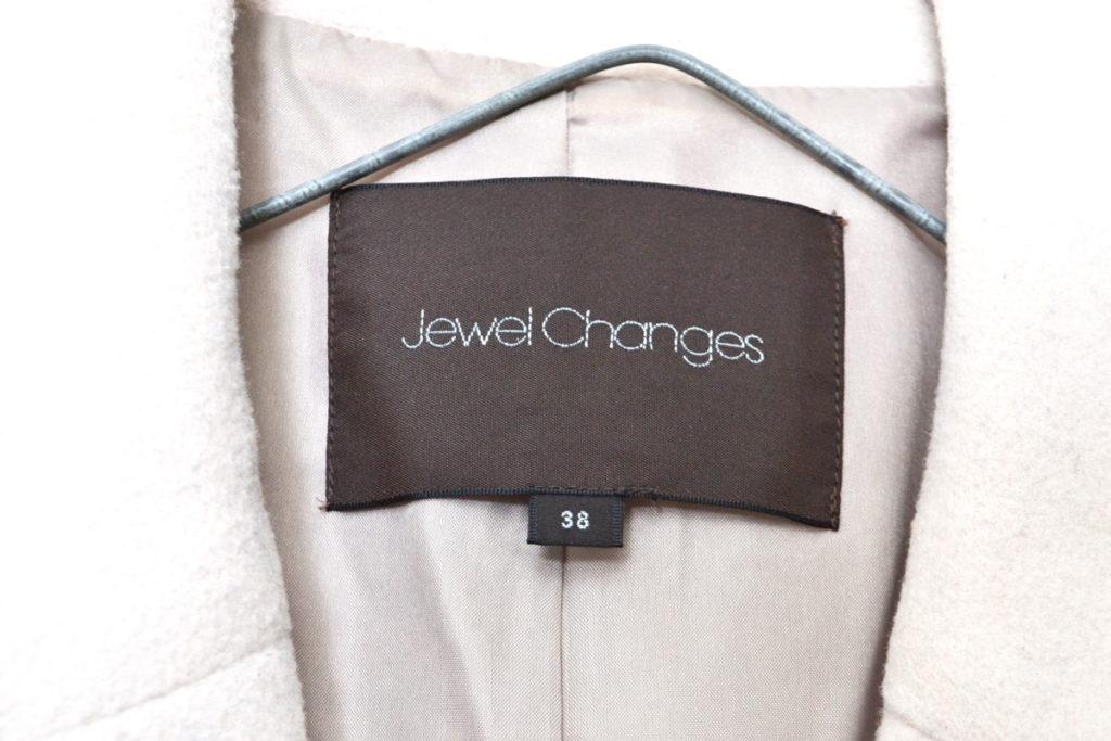 Jewel Changes/ウールメルトン チェスターコートの買取実績画像