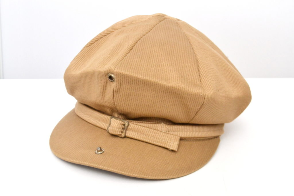 """DRESS CAP """"Front Buckle Style"""" フロントバックル ドレスキャップ"""
