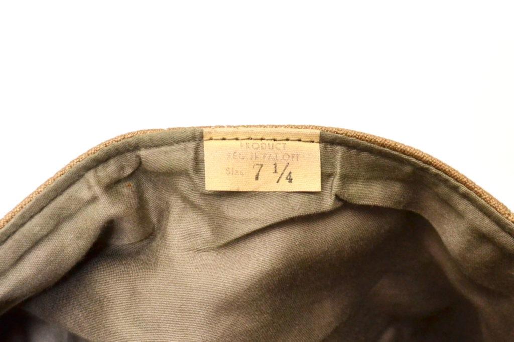 """DRESS CAP """"Front Buckle Style"""" フロントバックル ドレスキャップの買取実績画像"""
