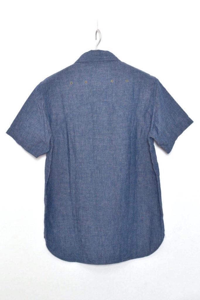 MEDICAL SHIRT S/S コットンリネン 半袖メディカルシャツの買取実績画像