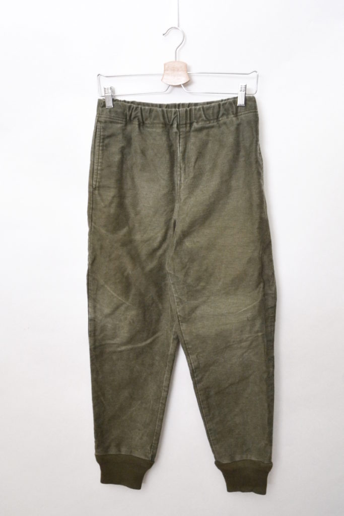 2014AW/GYM PANT HEAVY CANVAS MOLESKINモールスキン ジムパンツ
