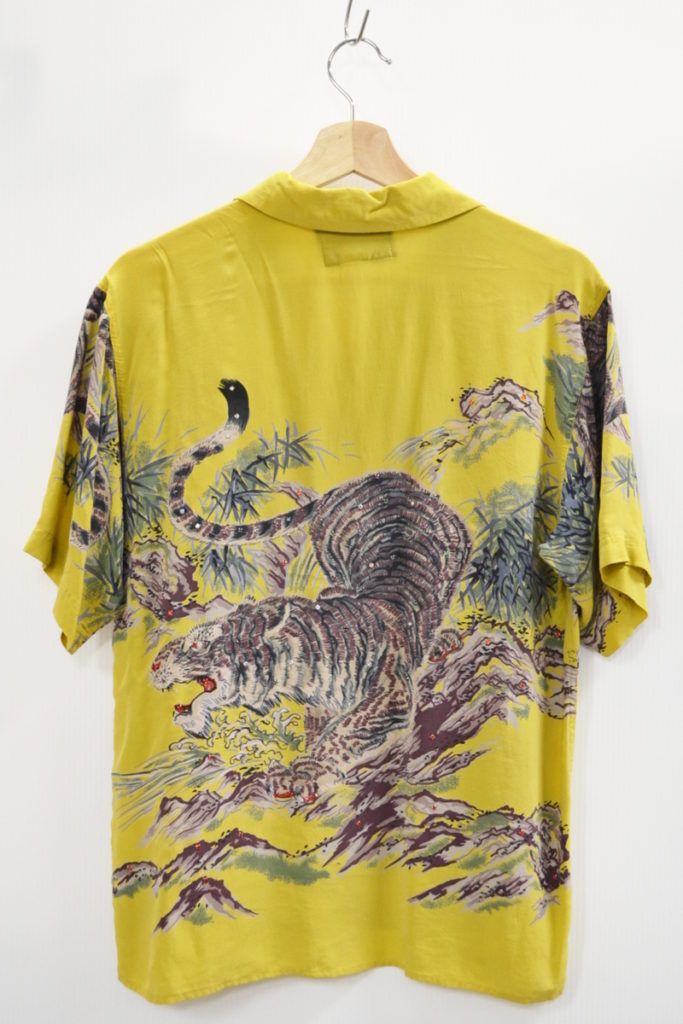 1990s 初期 シルクアロハシャツの買取実績画像