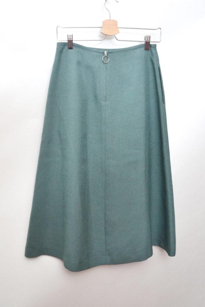2019SS/ TAボンディングタックトラペーズスカートの買取実績画像