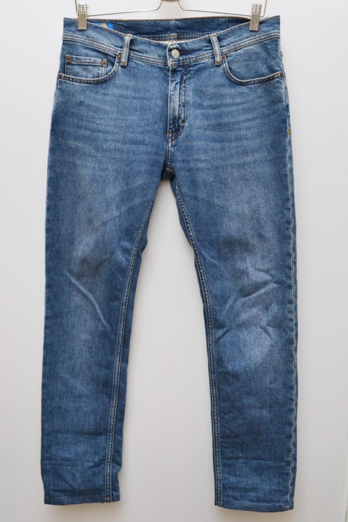 Bla Konst/north mid blue 5ポケット デニム パンツの買取実績画像