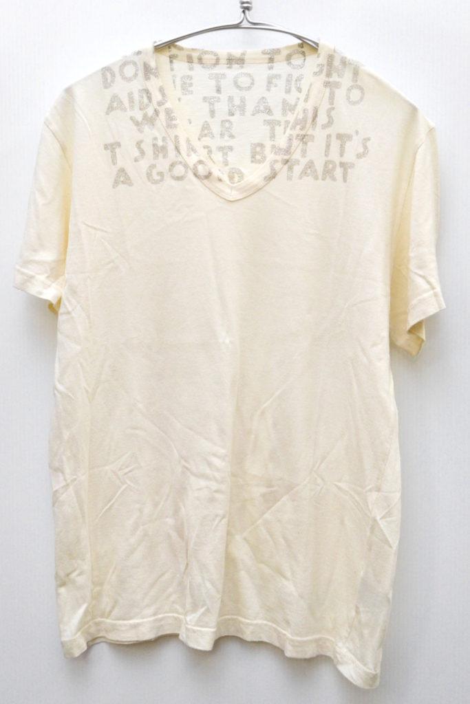 2009aw/エイズTシャツ