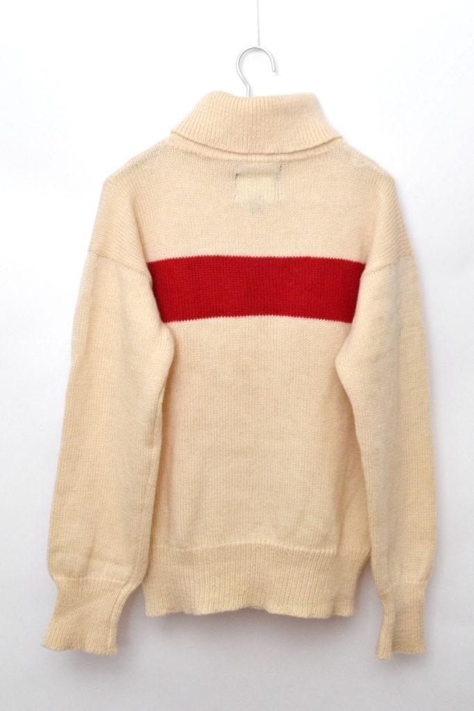 AUTHENTIC LINE タートルネックニットセーターの買取実績画像