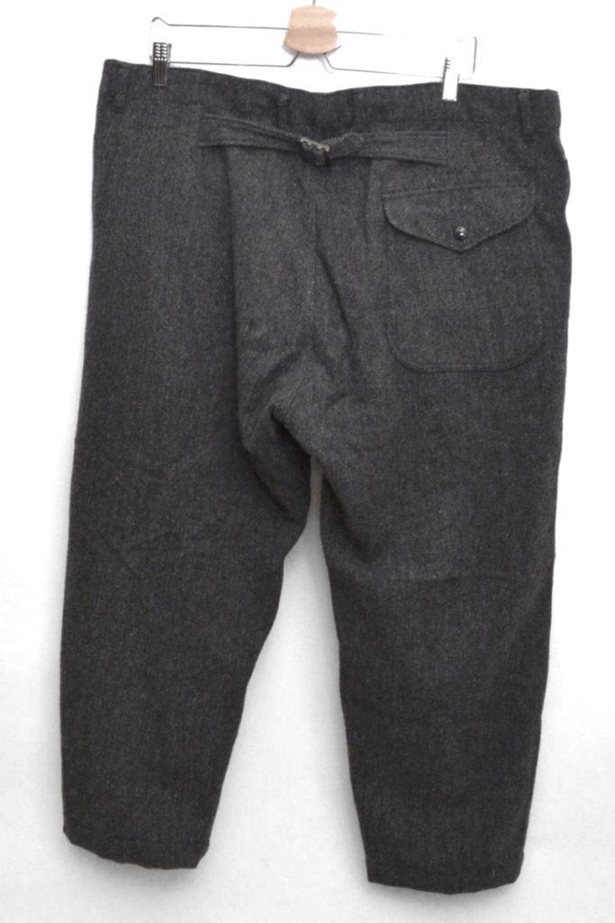 Cinch Pant Gray Herringbone ヘリンボーンツイード シンチパンツの買取実績画像
