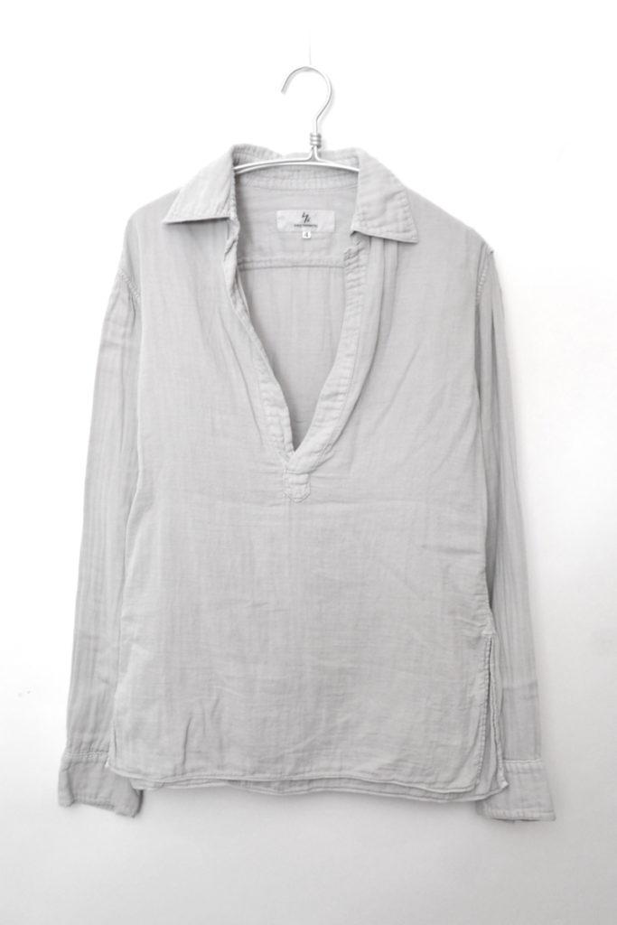 初期 1993AW/コットンガーゼ 製品染め シャツ