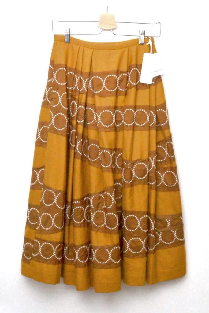 2017AW/tambourine タンバリン ウールスカート