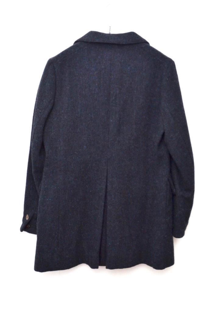 ウールツイード ベルテッドコートの買取実績画像