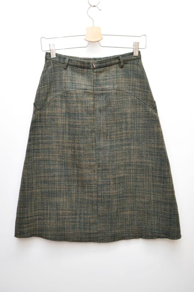 ウールツイード スカートの買取実績画像