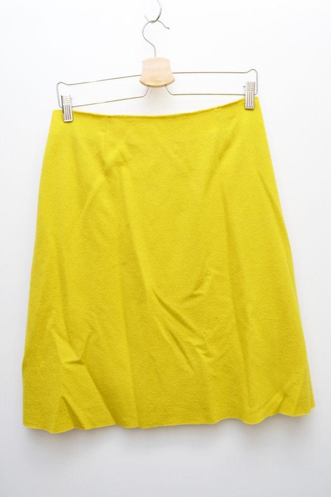 2005AW/merry メリー ウール スカートの買取実績画像