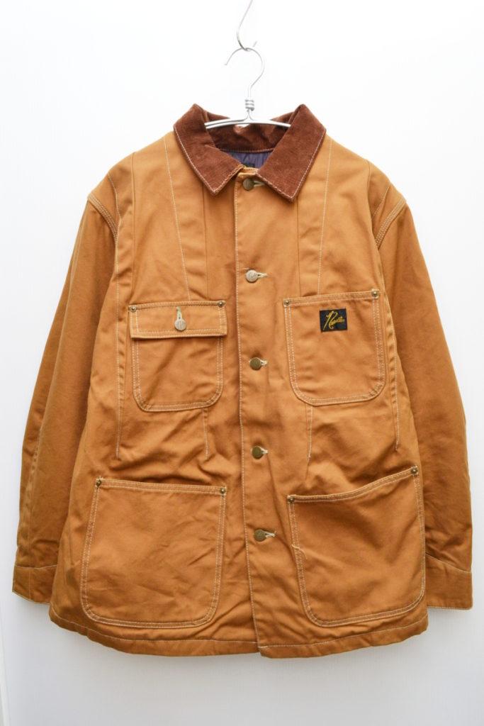 2016AW/DARTS COVERALL ダック 中綿 カバーオールジャケット
